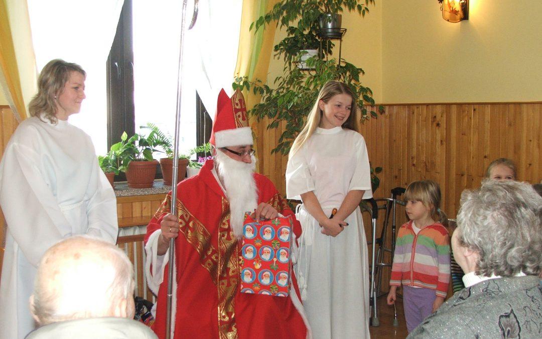 Św. Mikołaj w DPJ