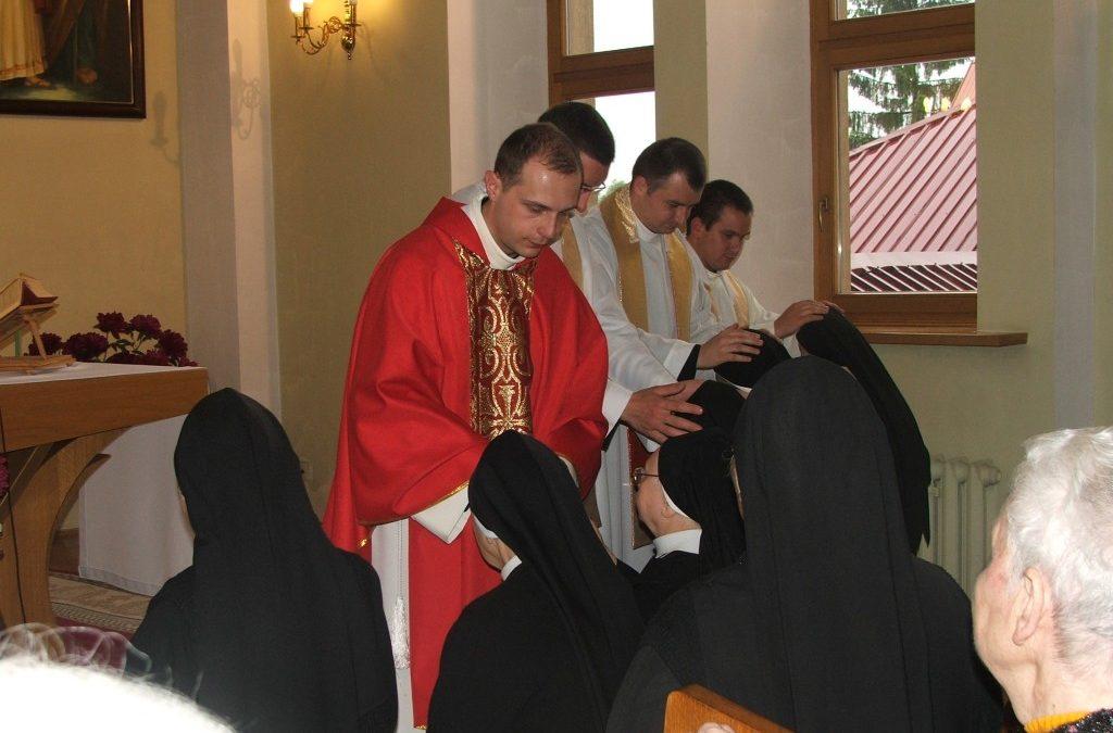 Neoprezbiterzy odprawili Mszę Św.