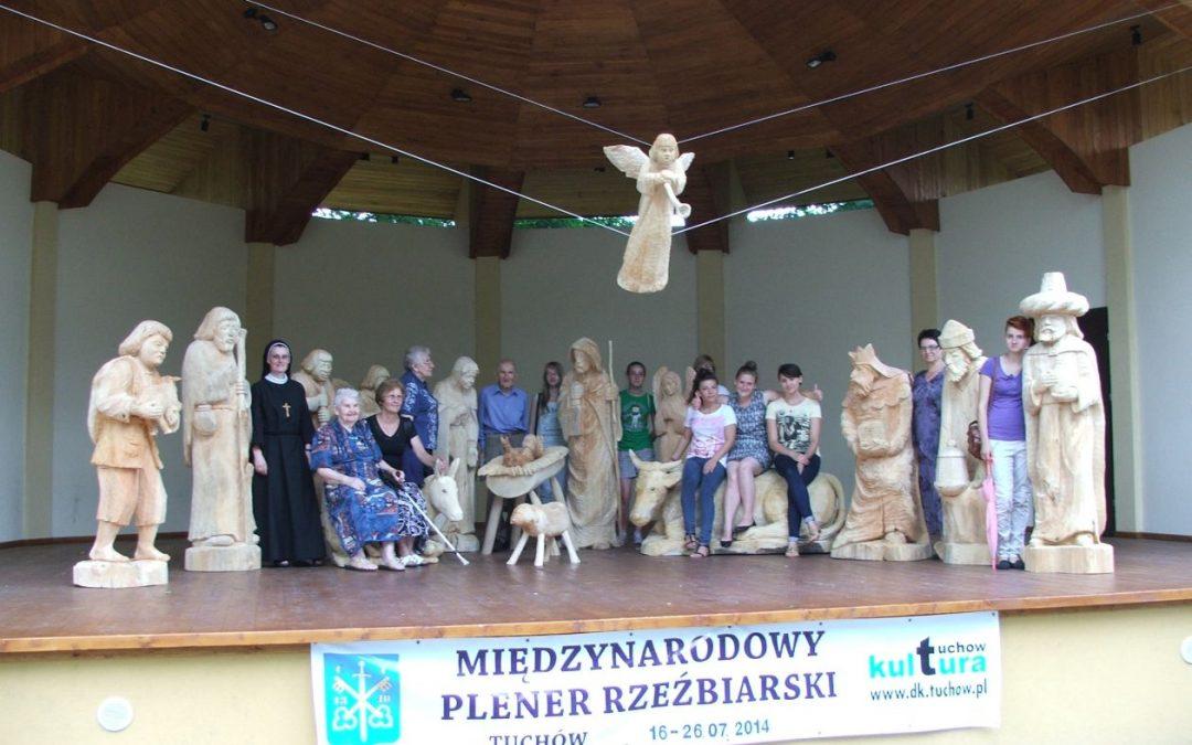 Wystawa w Domu Kultury w Tuchowie