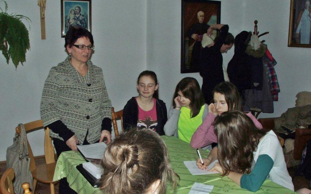 Szkolenie wolontariuszy DPJ