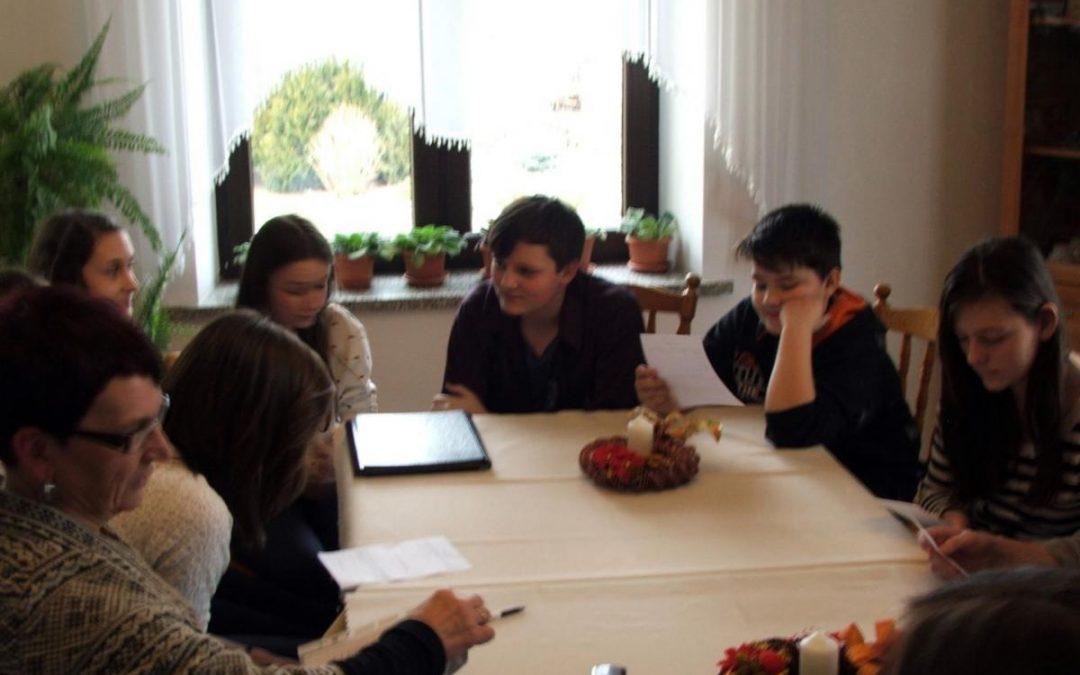 Druga część szkolenia wolontariatu DPJ