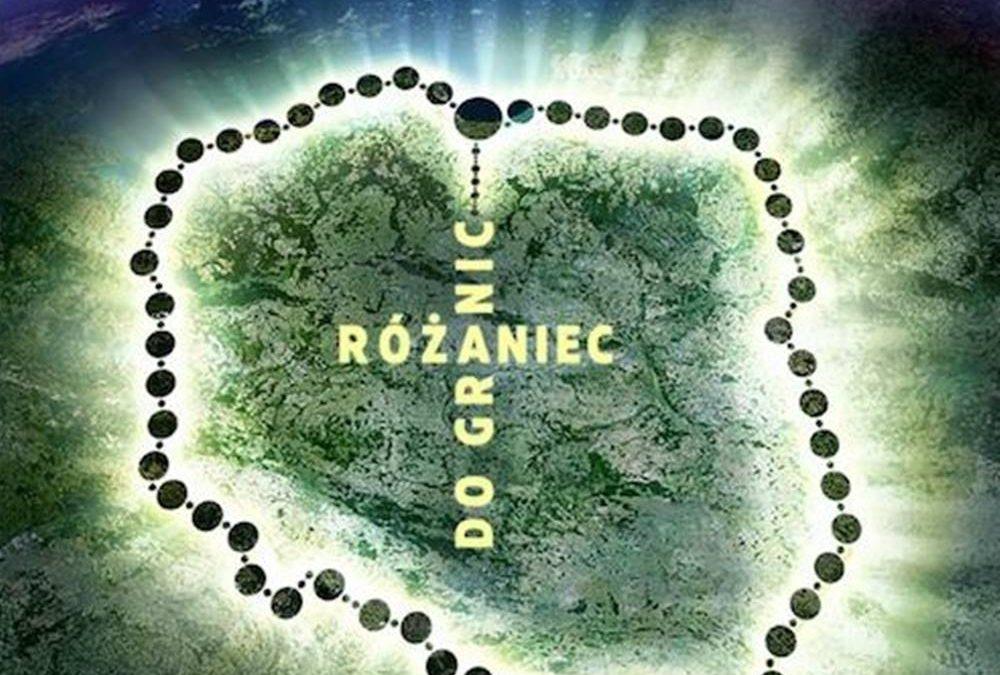 Różaniec do Granic w Domu Pogodnej  Jesieni w Tuchowie