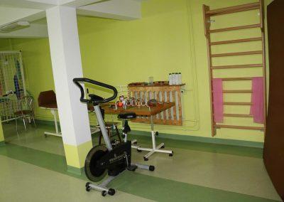 Sala rehabilitacji